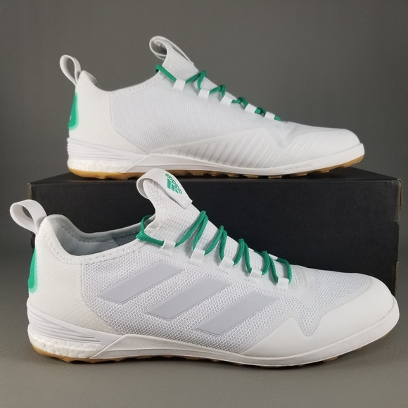 new arrival 7da50 61d18 adidas Ace Tango 17.1 IN Mens Indoor Soccer Cleats NWT